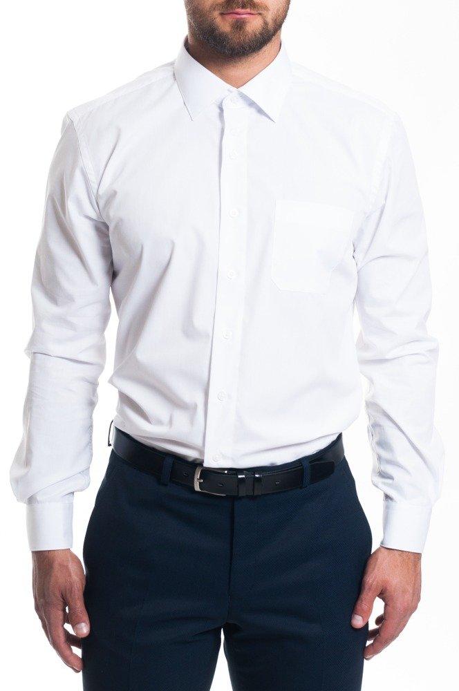 db51fcfbc4cccd Koszula męska biała | Koszule do garnituru